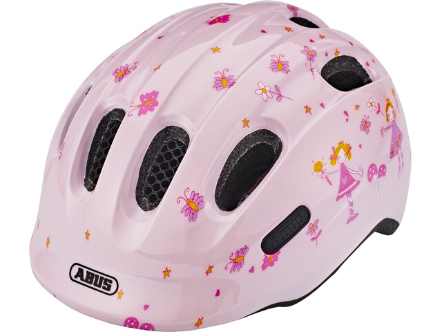 ABUS Smiley 2.0 Helmet rose princess